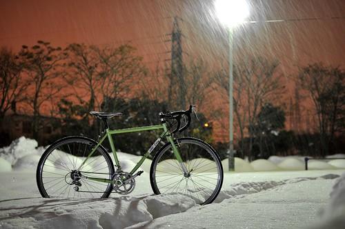 my cyclocross bike