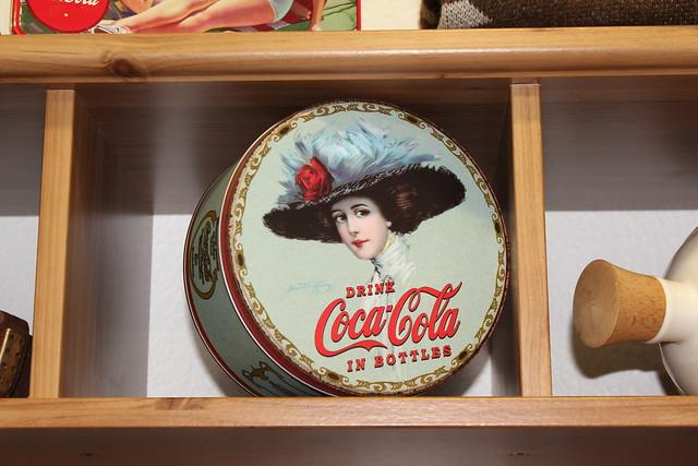 caja vintage gelolas