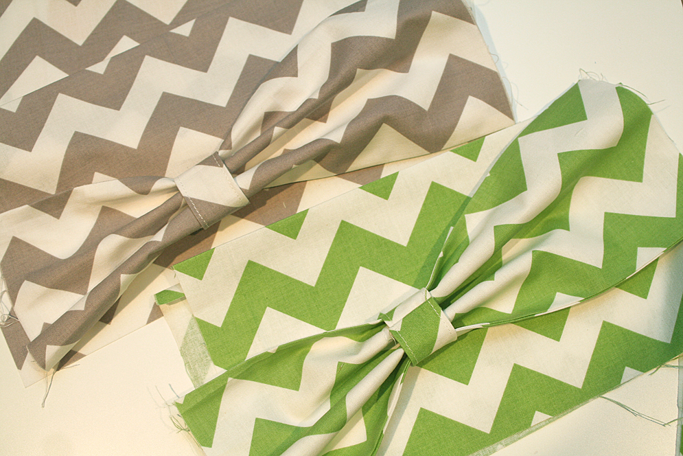 Bow clutches for teacher gifts