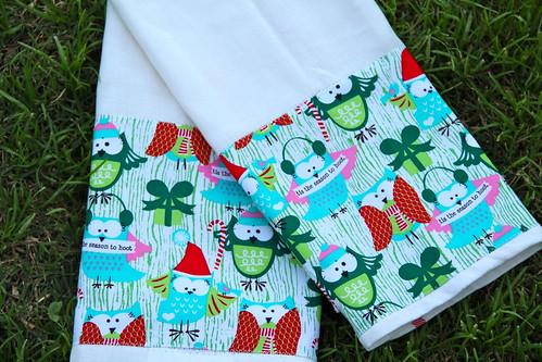 Erika Towels Close Up
