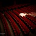 Alone in the theatre por Adrian Perez-Barron