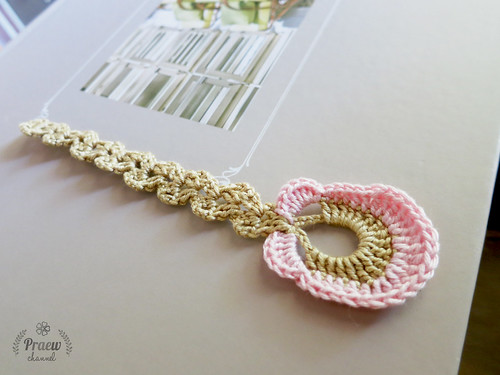 Crochet Bookmark Set of 2