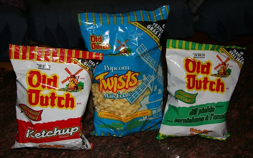 Old Dutch Chips