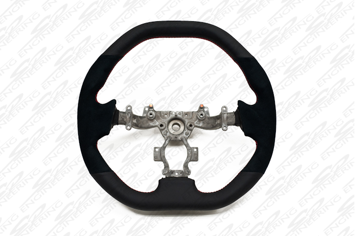 DCT Motorsports Flat Top Racing Steering Wheel – Holiday Sale