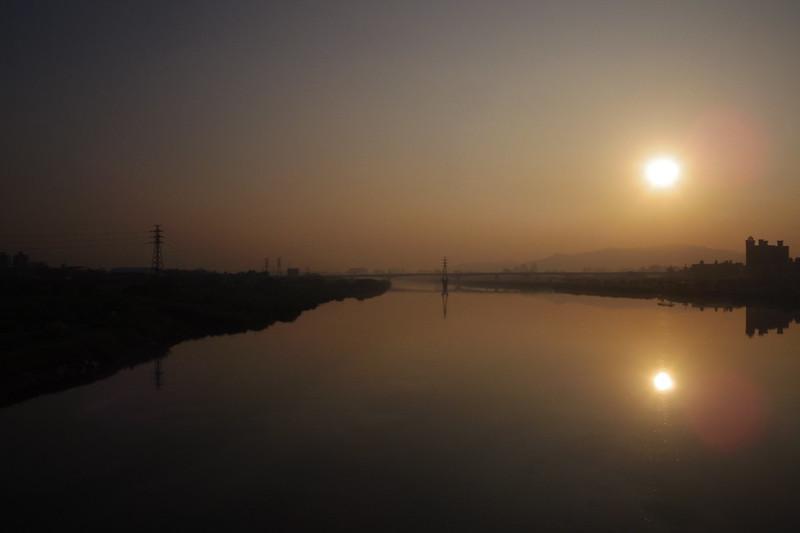 小Q.是芥末日拍夕陽