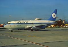 Fortune Boeing 737-200; I-JETA, December 1992