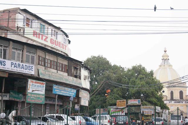 City Hangout - Kashmere Gate, North Delhi