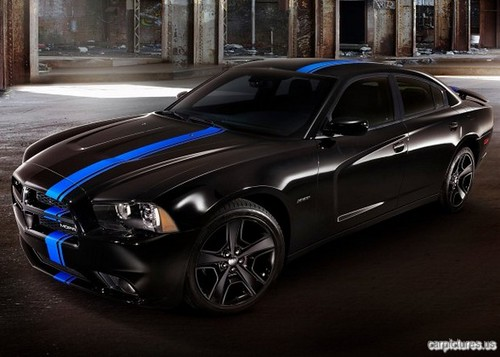 2011 Dodge Charger Mopar Super Trac Pac Photo
