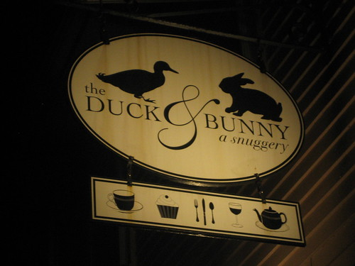 IMG_6410 Duck and Bunny Sign