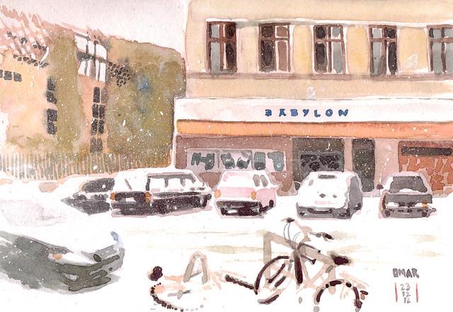 Babylon Kino, Dresdener Strasse - Berlin