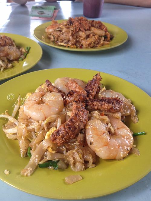 Ah Leng char koay teow-penang-malaysia