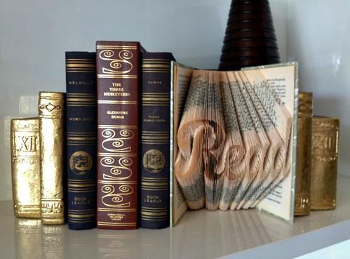 Folded Book - Read