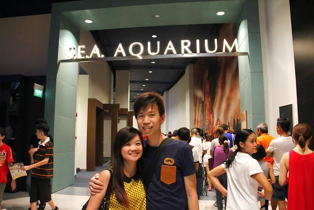 RWS S.E.A Aquarium 389