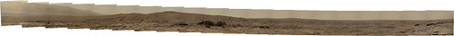 CURIOSITY sol 136 Mastcam R 21683 x 1718 YellowKnife Bay