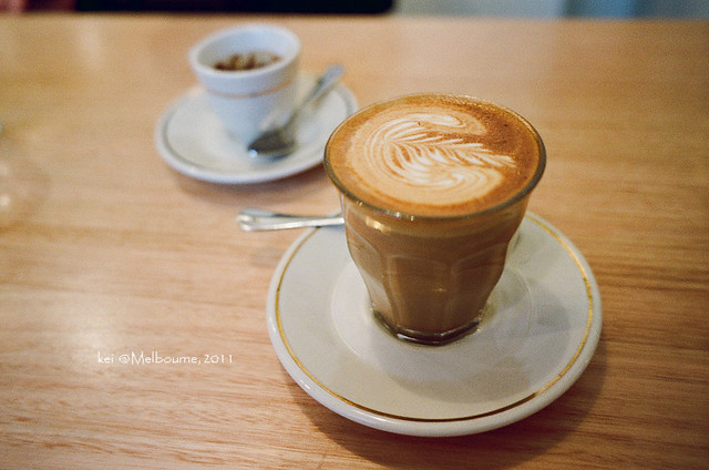 Melbourne- Australia's coffee capital 01