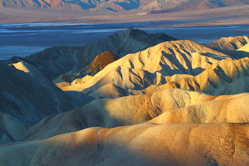 IMG_5211 Badland and Salt Flat, Death Valley National Park by ThorsHammer94539