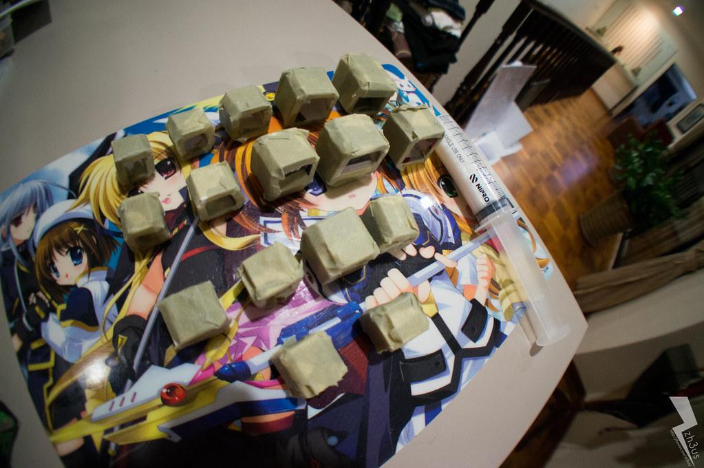 Making of Stacked TVs (13 of 39)