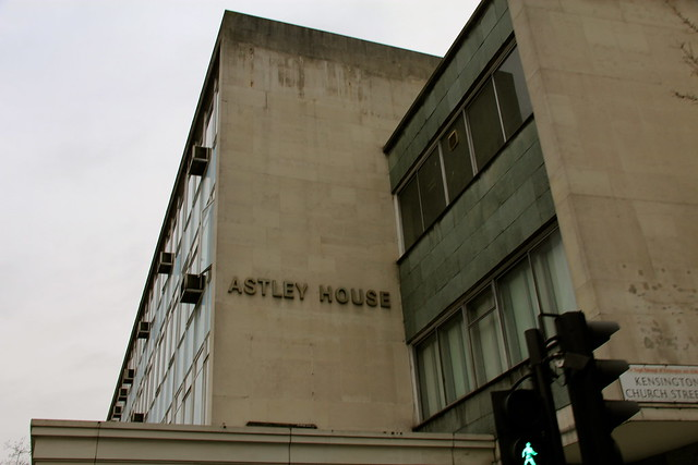 This is where Rick Astley Stays When He is in London.