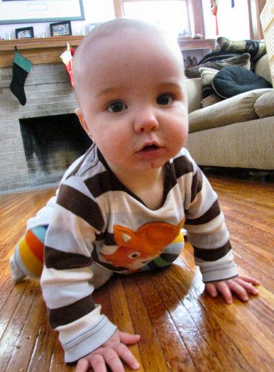Kaz 6 months