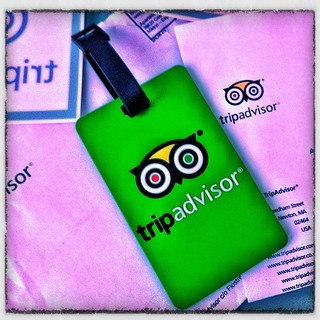 Mi regalito de #tripadvisor :) #Snapseed