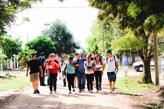 Misión de Navidad en la Comunidad de Córdoba