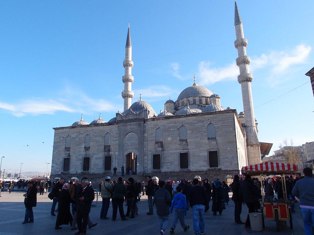 Yeni Camii @ Istanbul