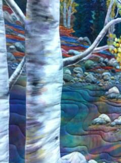 The Resilience of McCathy Creek~Detail~ Karel K. Hendee