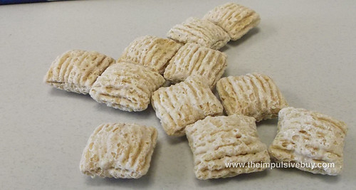 Kellogg's Mini Wheats Crunch Brown Sugar Closeup