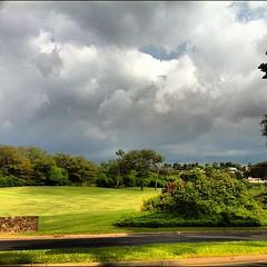 maui #mountain #clouds #nature #beauty #rebel_sky...