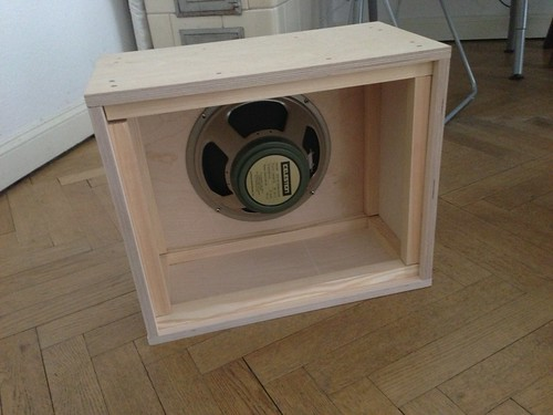 How To Build A Guitar Speaker Cabinet