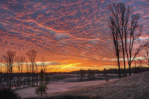 morning sky sun sunrise landscape dawn twilight day cloudy northcarolina raleigh daybreak morningsky firstlight tadsunrise sunrisedaily sunriseonly lonniepoolegc
