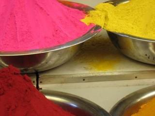 Colors at Mysore Market