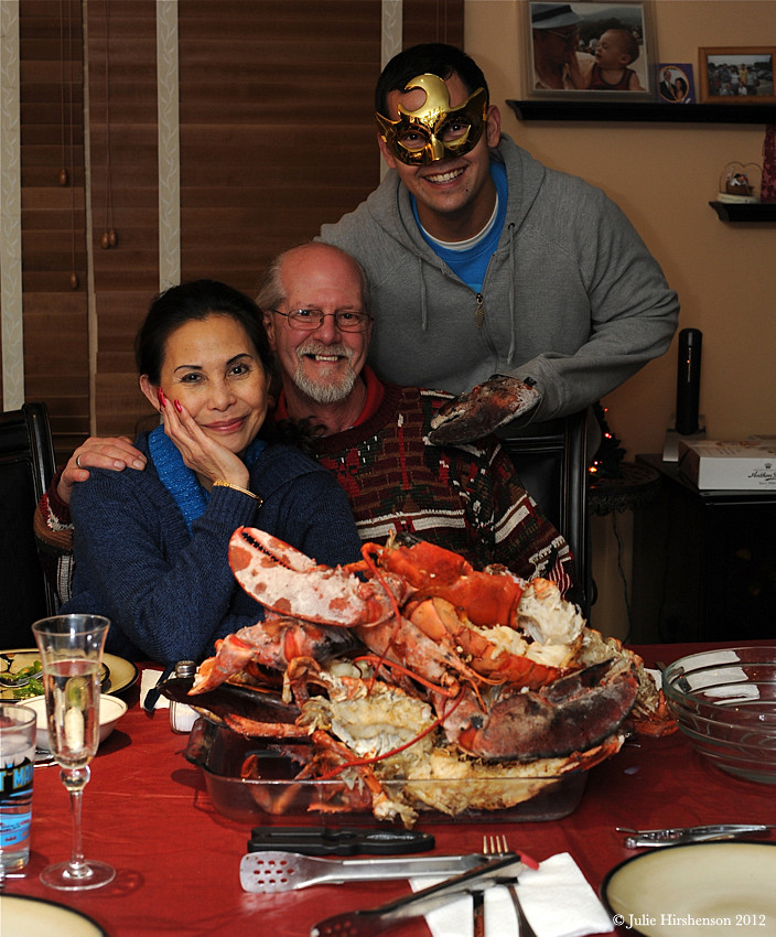 New Years Eve Lobster Feast