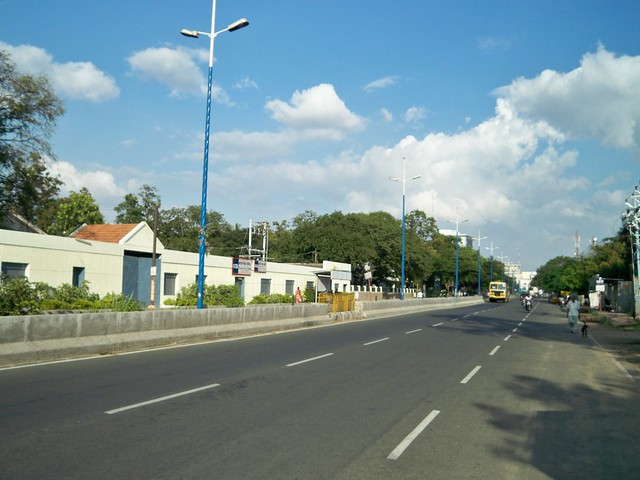 Coimbatore - Trichy Road near Stanes