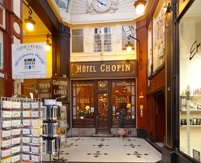 Dsc00136 H Tel Chopin Passage Verdeau Paris Drouot