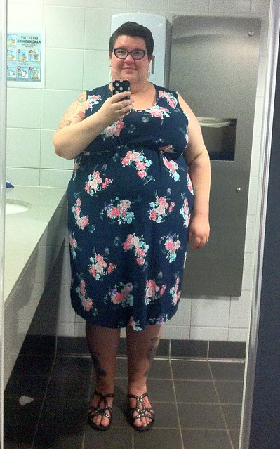 Picked up this breezy dress at BigW for less than $20