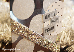 Sparkly New Year's Card