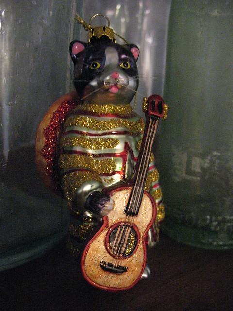 Mariachi kitty