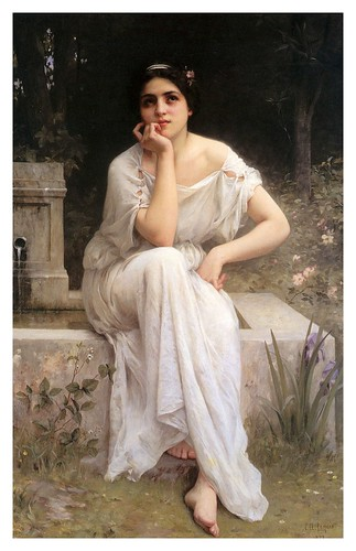 020- Meditacion-Charles-Amable Lenoir -via Sights Within