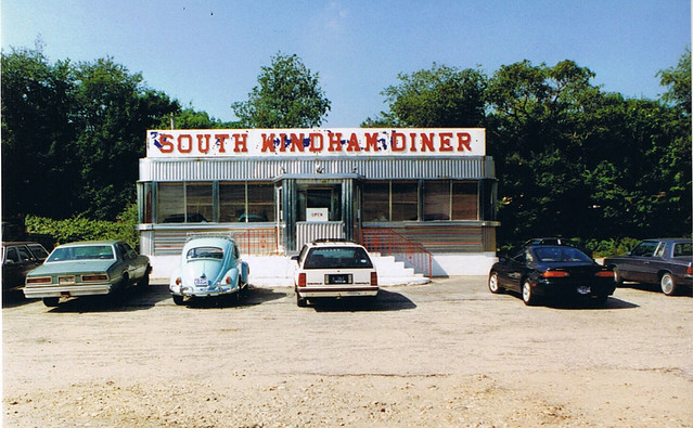 South Windham Diner, September 1993