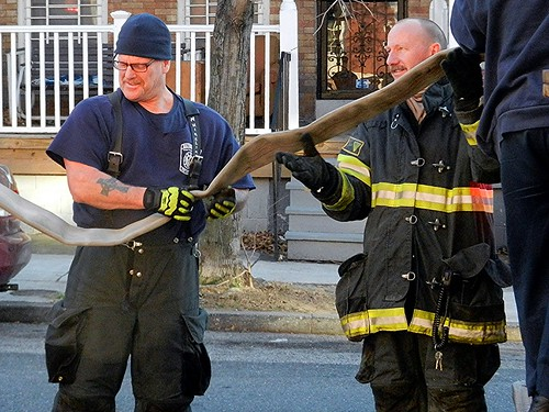 Baltimore Firefighters