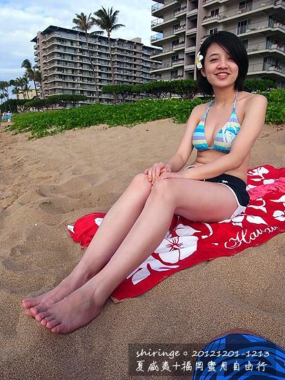 夏威夷蜜月自助行