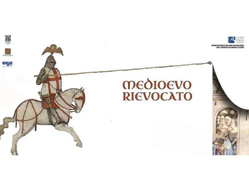 Medioevo Rievocato, manifesto della mostra