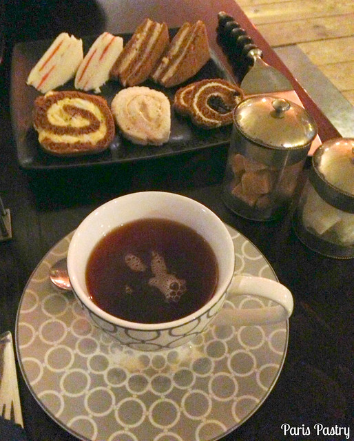 Teazone的高茶