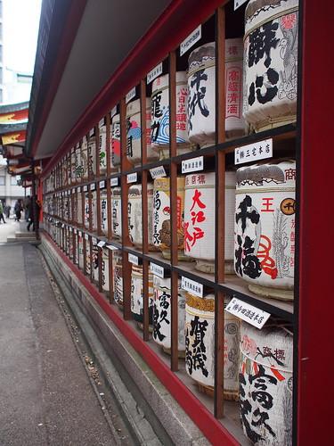 日枝神社 2013年 初詣