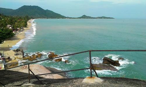 今日のサムイ島 1月5日 夜のフライトまでの時間つぶし-島内観光