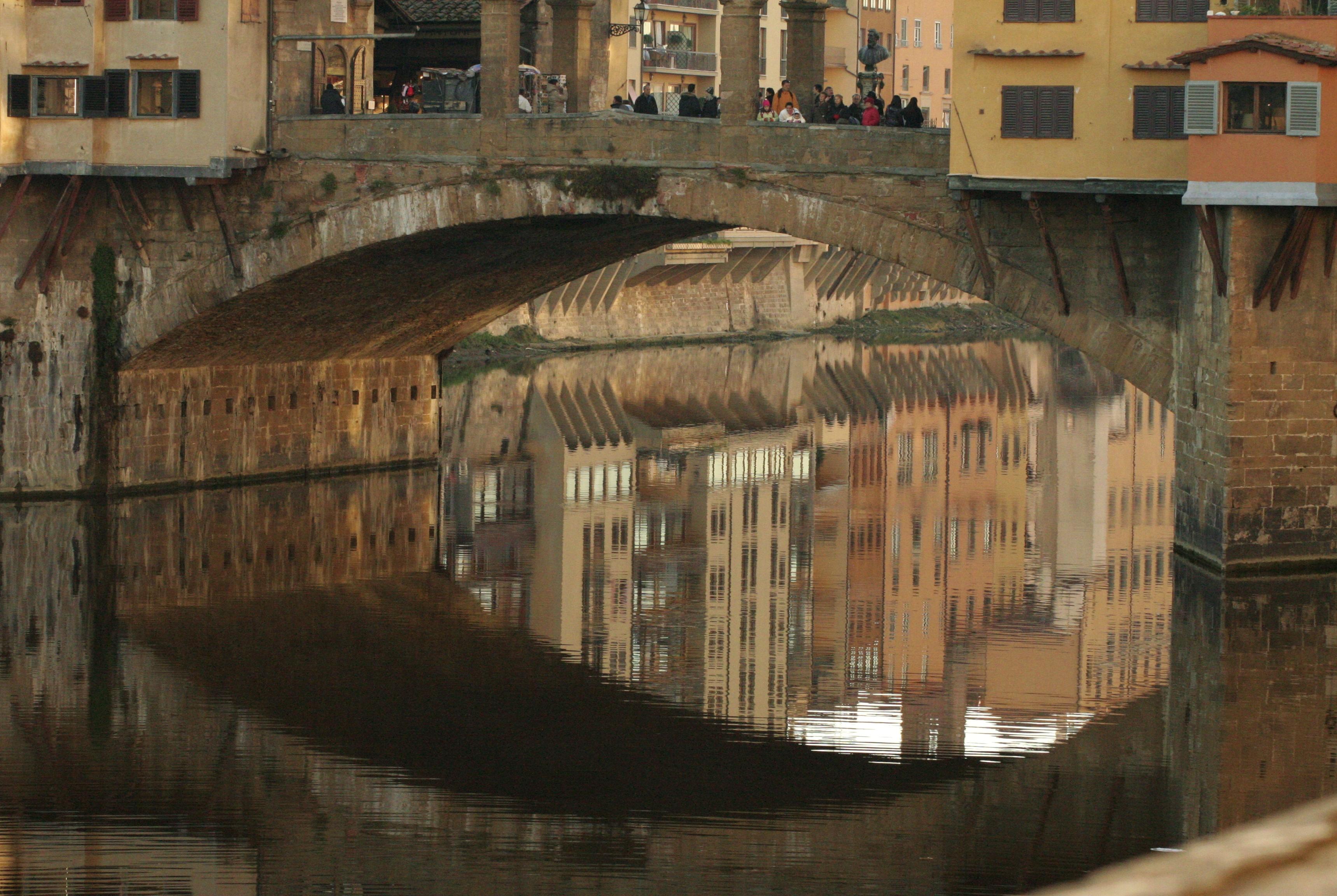 Ponte Vecchio, Winter II