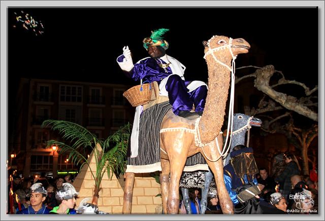 5 Cabalgata de Reyes de Briviesca 2.013
