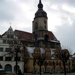 Naumburger Stadtkirche am Markt