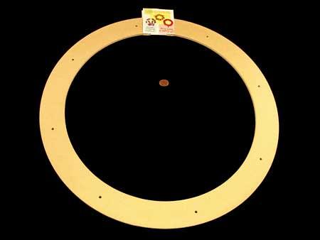 mdf floral ring